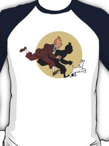 Tin tin & Snowy T-Shirt