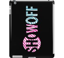 SHOWOFF iPad Case/Skin