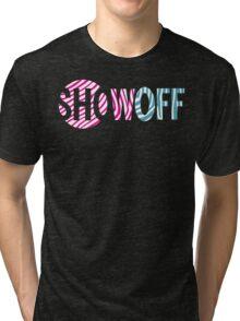 SHOWOFF Tri-blend T-Shirt