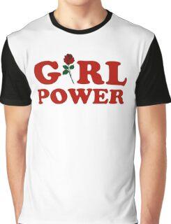 Girl Power Graphic T-Shirt