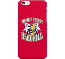 Viridian Forest Beedrill iPhone Case/Skin