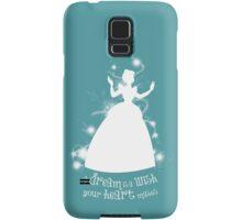 A Dream is a Wish... Samsung Galaxy Case/Skin