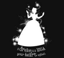 A Dream is a Wish... Kids Clothes