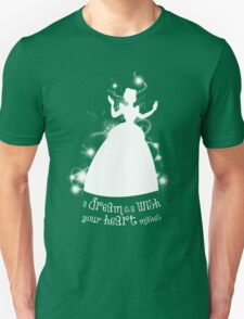 A Dream is a Wish... Unisex T-Shirt
