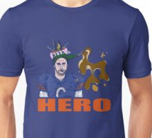 Jay Cutler: Mr. Hero Unisex T-Shirt