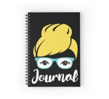 Genius Journal Spiral Notebook