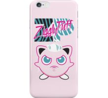 ZigglyPuff iPhone Case/Skin