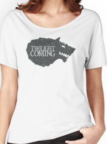 Twilight is Coming Women's Relaxed Fit T-Shirt