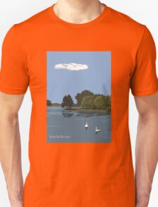 Hatchet Pond, New Forest T-Shirt