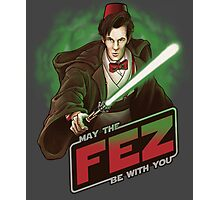 May the Fez be With you Photographic Print