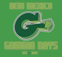 New Mexico GAMMA RAYS Baby Tee
