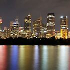 Sydney from the Chair by Paul Campbell  Photography