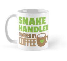 Snake handler powered by coffee Mug