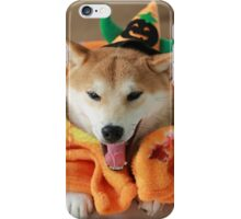 Hallow my friend iPhone Case/Skin