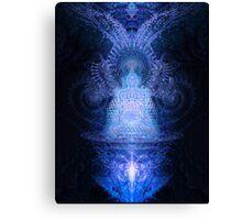 Deimatic Deity Canvas Print