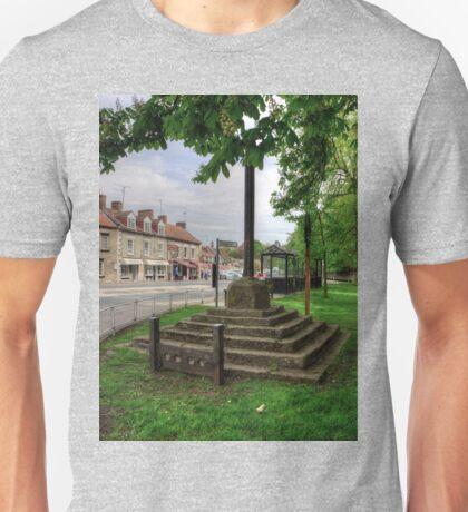 Thornton-le-Dale Market Cross Unisex T-Shirt