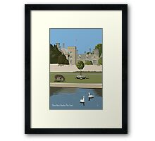 Palace House, Beaulieu Framed Print