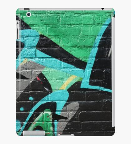 Graffiti Wall iPad Case/Skin