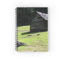 Beautiful Barn in Tennessee Spiral Notebook