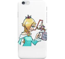 Rosalina drinks iPhone Case/Skin