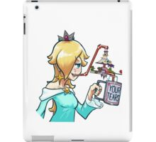 Rosalina drinks iPad Case/Skin