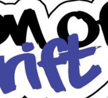Son of a drift Sticker