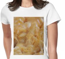Cheese Fries Forever Womens Fitted T-Shirt