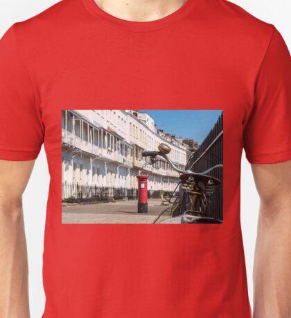 Royal York Crescent, Clifton,  Bristol Unisex T-Shirt