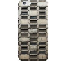 Binary Concrete iPhone Case/Skin