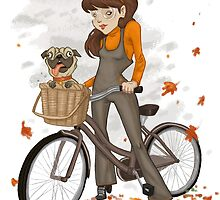 Autumn ride by stieven