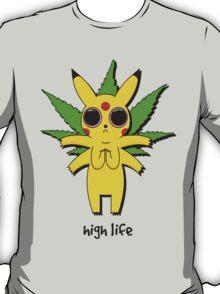 Stoned Pikachu T-Shirt