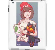 Pokemon Sun/Moon Trainer iPad Case/Skin