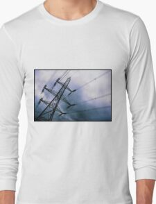 Cage Long Sleeve T-Shirt