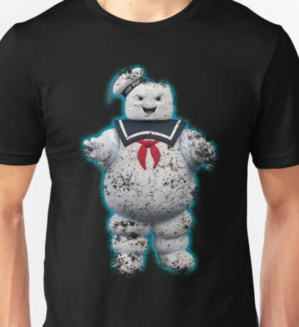 Vintage Stay Puft Marshmallow Man Unisex T-Shirt