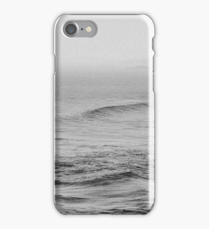 Silver Wave iPhone Case/Skin