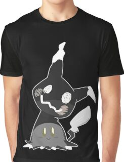 Pokemon Sun / Moon - Happy Mimikyu :) Graphic T-Shirt
