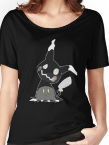 Pokemon Sun / Moon - Happy Mimikyu :) Women's Relaxed Fit T-Shirt