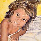Grand Baby 1 by Jennifer Ingram