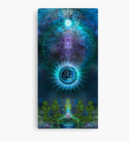 Intentionality Canvas Print