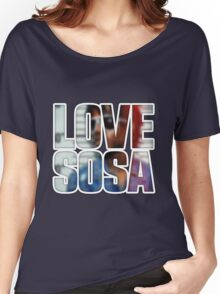 Love Sosa v2 Women's Relaxed Fit T-Shirt