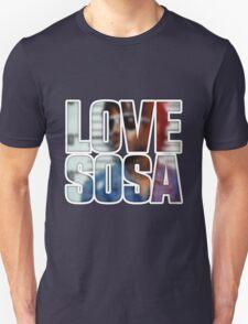 Love Sosa v2 Unisex T-Shirt