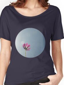 Silver lining circle ttv photograph Women's Relaxed Fit T-Shirt