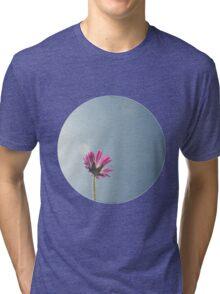 Silver lining circle ttv photograph Tri-blend T-Shirt