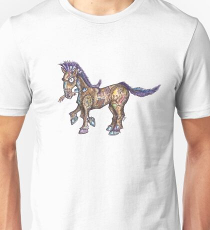 Zombie Horse? Don't be such a Filly-Stein! Unisex T-Shirt