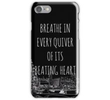 Breathe In iPhone Case/Skin