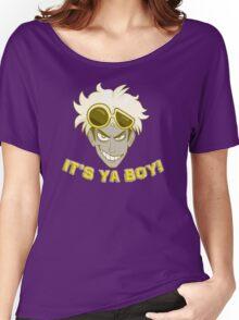 Pokemon Sun and Moon - It's Ya Boy, Guzma Women's Relaxed Fit T-Shirt