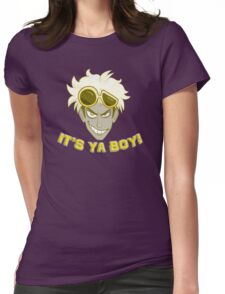Pokemon Sun and Moon - It's Ya Boy, Guzma Womens Fitted T-Shirt