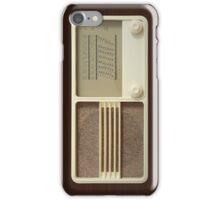 Vintage Sounds II iPhone Case/Skin