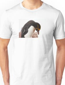 "Macaroni Penguin ~ ""...at the end of a hard day..."" Unisex T-Shirt"