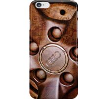 AUDI rim, or there is more to it? iPhone Case/Skin